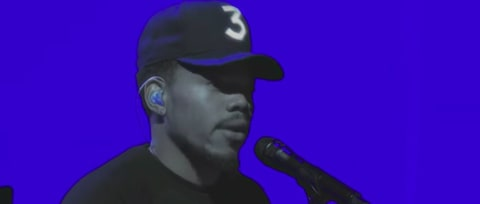 Watch Chance the Rapper Play New Song About American Dream on 'Colbert'