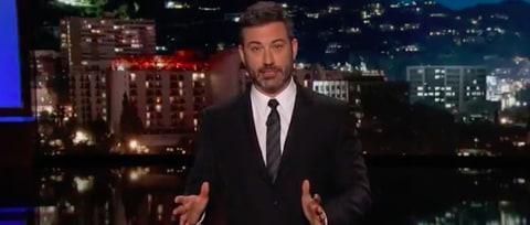 Jimmy Kimmel Rebuffs Fox News' Conspiracy Theories About Health Care Bill