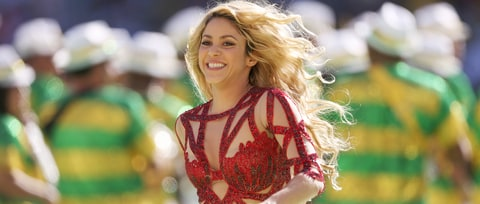 Shakira Plots 'El Dorado' World Tour