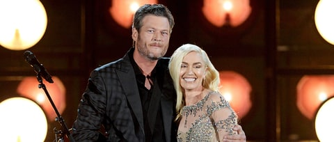 Hear Gwen Stefani, Blake Shelton Duet on New Christmas Song