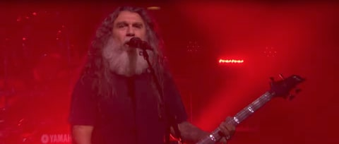 Watch Slayer's Thunderous 'Raining Blood' on 'Jimmy Fallon'