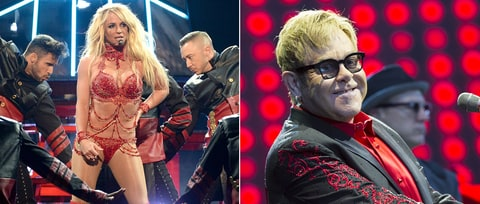 Elton John, Britney Spears, Chance the Rapper Lead Apple Music Festival
