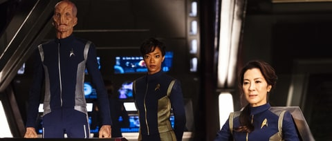 Inside 'Star Trek Discovery': The Franchise's Answer to the Trump Era