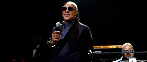 Watch Stevie Wonder Join Man Singing 'Superstition' in Hotel Lobby