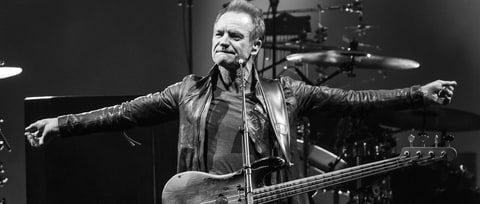 Sting Teases '57th & 9th' LP With Hard-Hitting New Song