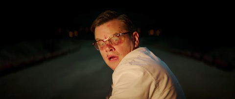 Watch Matt Damon Dole Out Dorky Vengeance in 'Suburbicon' Trailer