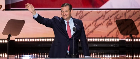 Ted Cruz Defends Controversial RNC Speech, Refuses to Endorse Trump