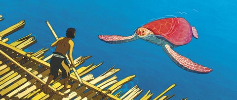 'The Red Turtle' Review: Robinson Crusoe Meets Totoro in Colorful Animated Gem