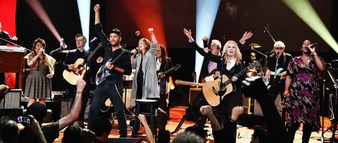 Watch Tom Morello, Nancy Wilson Lead All-Star John Lennon Cover