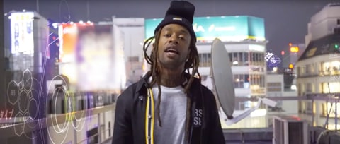 Watch Ty Dolla $ign Fall in Love With Female Robot in 'Zaddy' Video