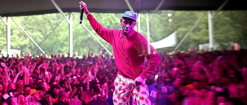 Tyler, the Creator Plots Fall 'Flower Boy' U.S. Tour