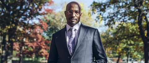 Van Jones: Only a 'Love Army' Will Conquer Trump