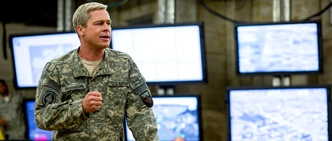 'War Machine' Review: Brad Pitt Goes Runaway-General Gonzo in Over-the-Top Satire