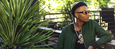 Review: WizKid's Major Label Debut Is a Border-Blurring Dance Party