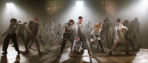 Watch Olly Alexander Dazzle in Years & Years' 'Meteorite' Video