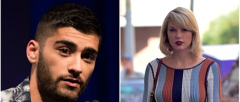 Taylor Swift, Zayn Team Up for Sultry 'I Don't Wanna Live Forever'