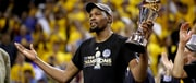 Kevin Durant Won't Visit White House If Warriors Are Invited