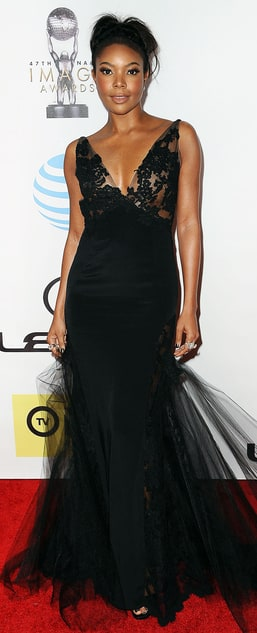 Gabrielle Union: NAACP Image Awards 2016