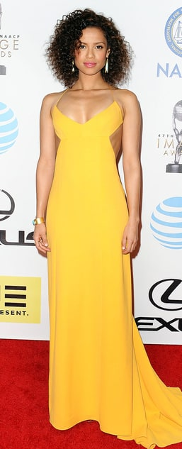 Gugu Mbatha-Raw: NAACP Image Awards 2016