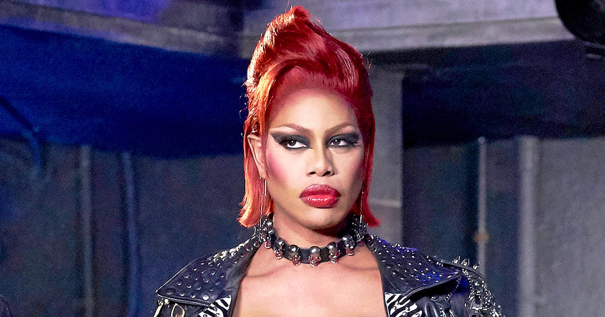 See Laverne Cox as Dr. Frank-N-Furter in 'Rocky Horror Picture Show' - Us Weekly