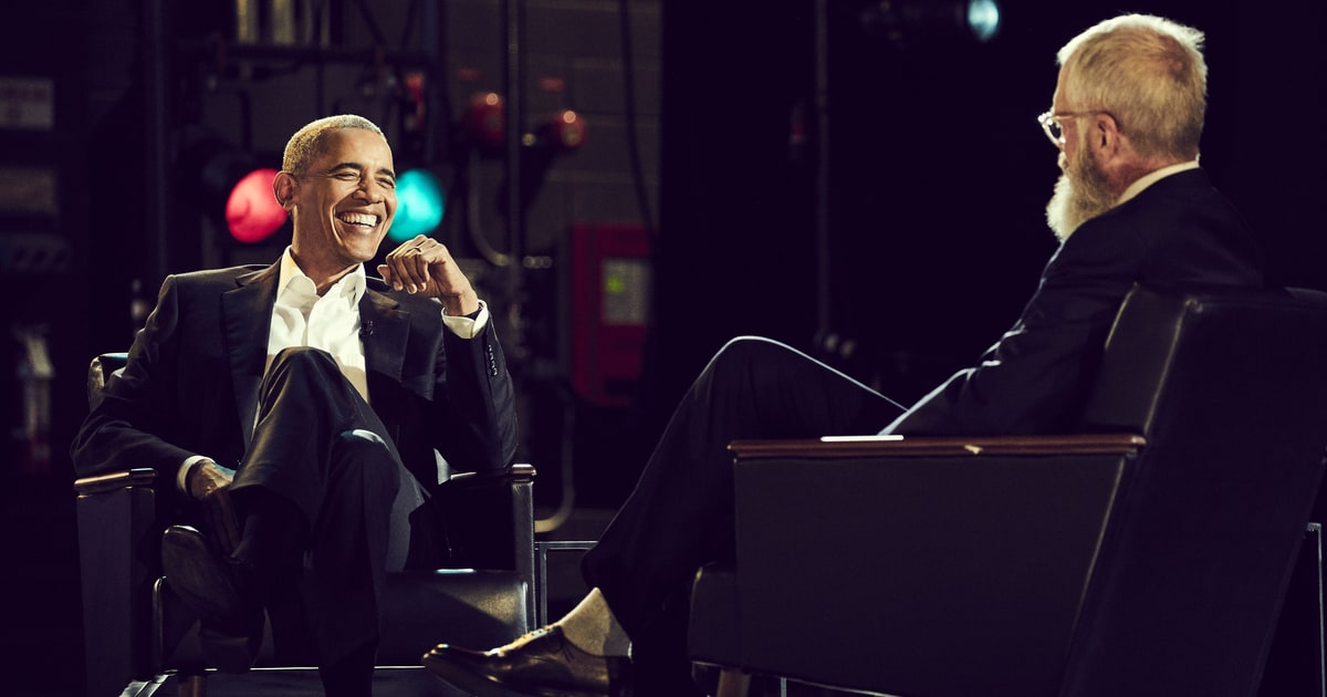8 Things We Learned From David Letterman's Interview With Barack Obama