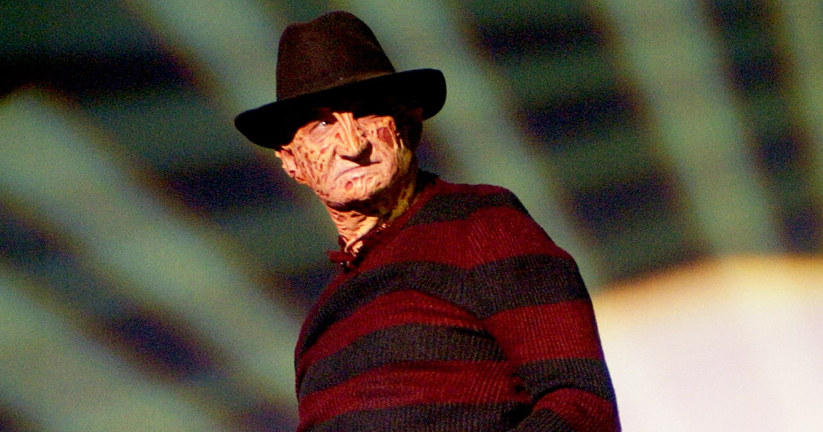 Man Dressed as Freddy Krueger Shoots Five at Halloween Party  Us Weekly - Country Home Plans
