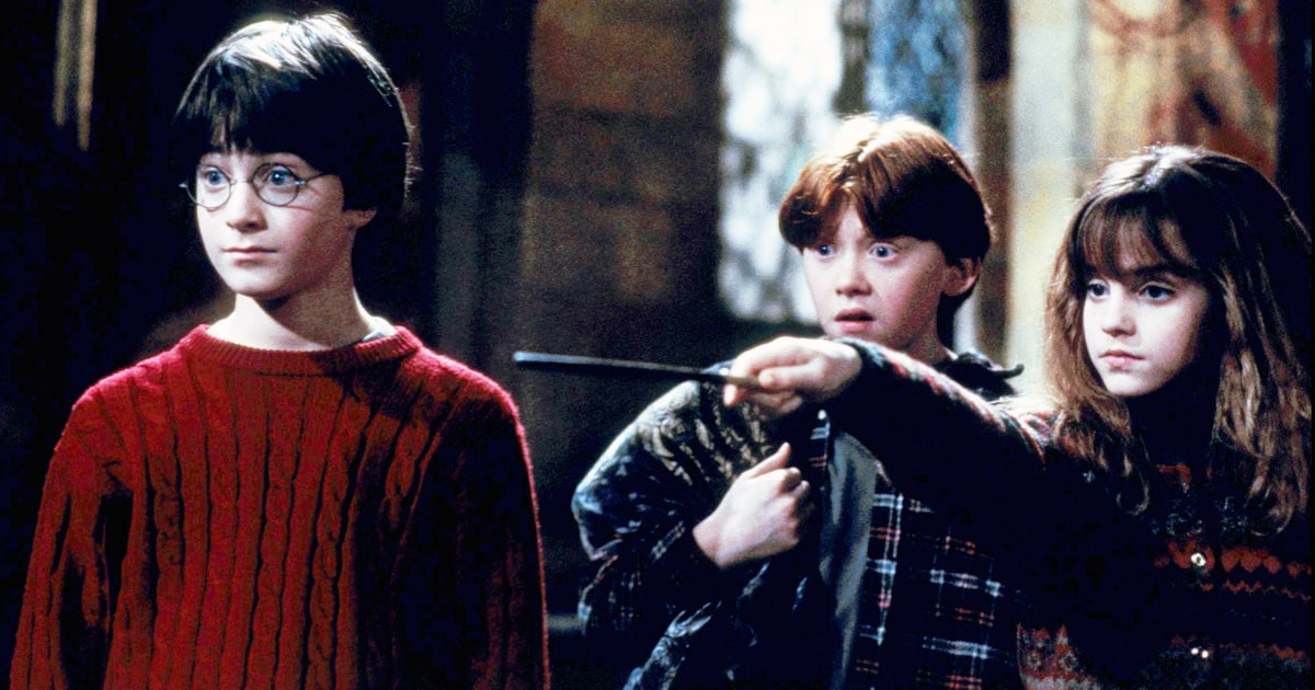 �harry potter� movies to return to theaters us weekly