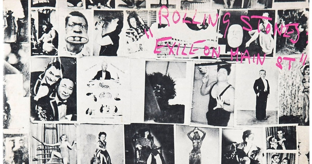 The Rolling Stones Exile On Main Street 1972 10