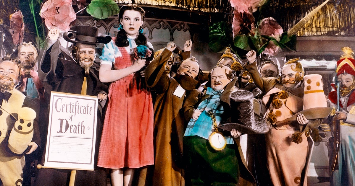 Judy Garland Allegedly Groped by Munchkins on 'Wizard of Oz,' According to Late Ex-Husband's Memoir