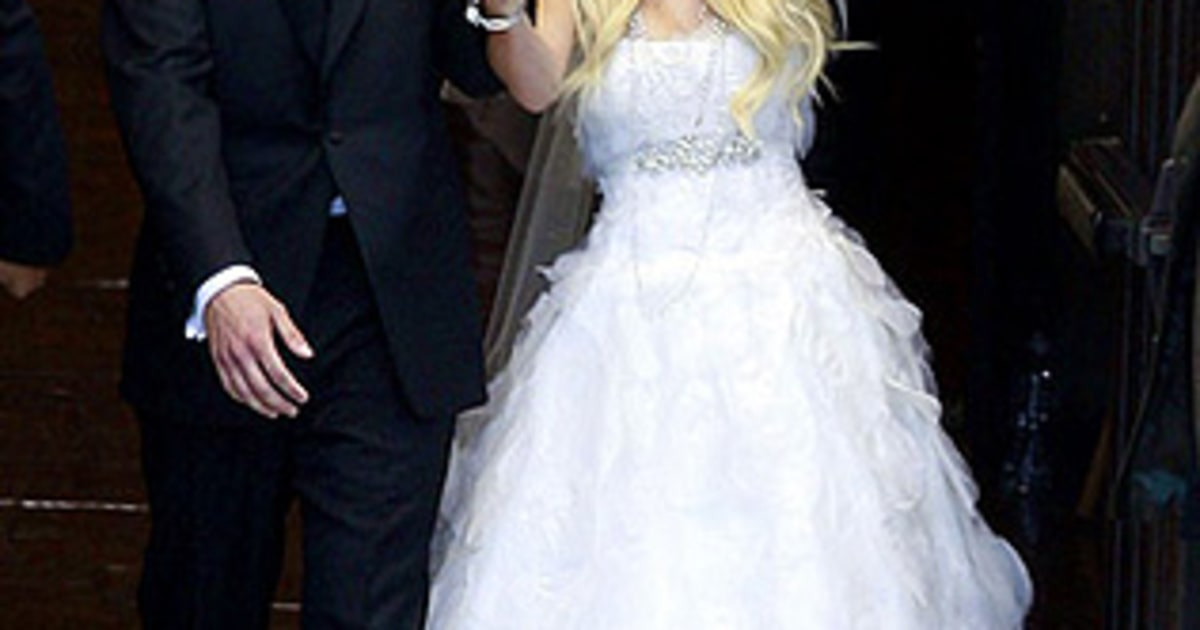 Heidi Montag And Spencer Pratt Stars 39 Stunning Wedding Photos Us Weekly