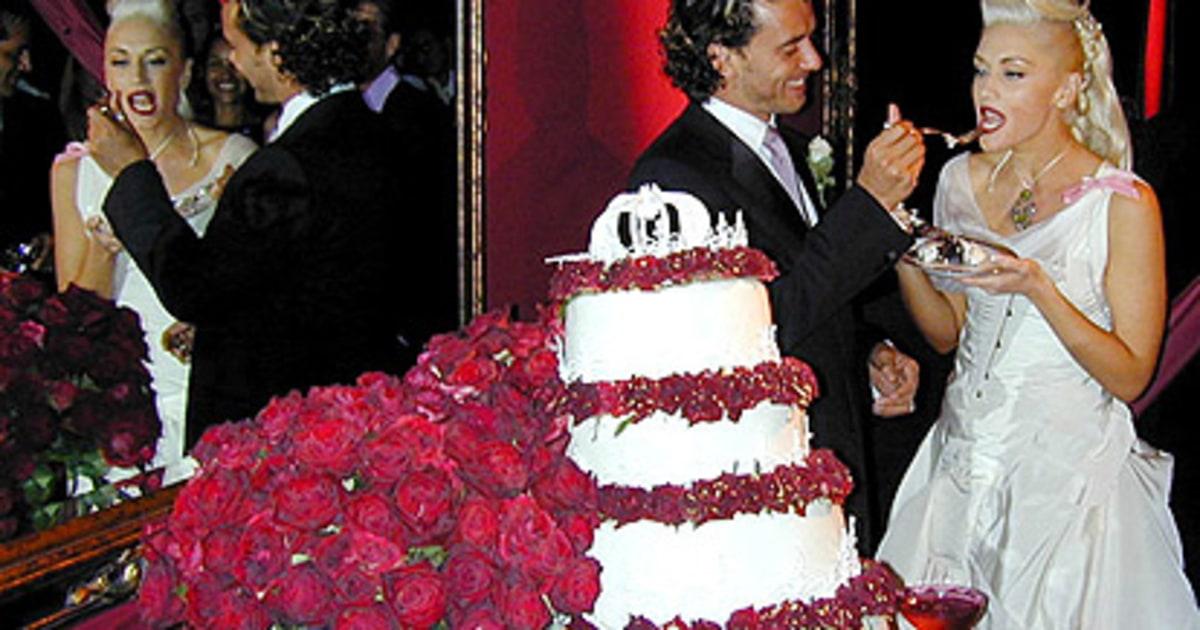 Three Jaw Dropping Indoor Banff Wedding Ceremonies: Gwen Stefani And Gavin Rossdale
