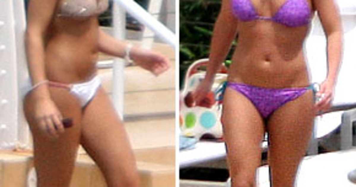 Jamie lynne spears bikini