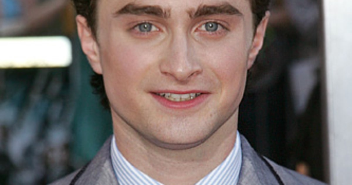 Daniel radcliffe lost his virginity loved it