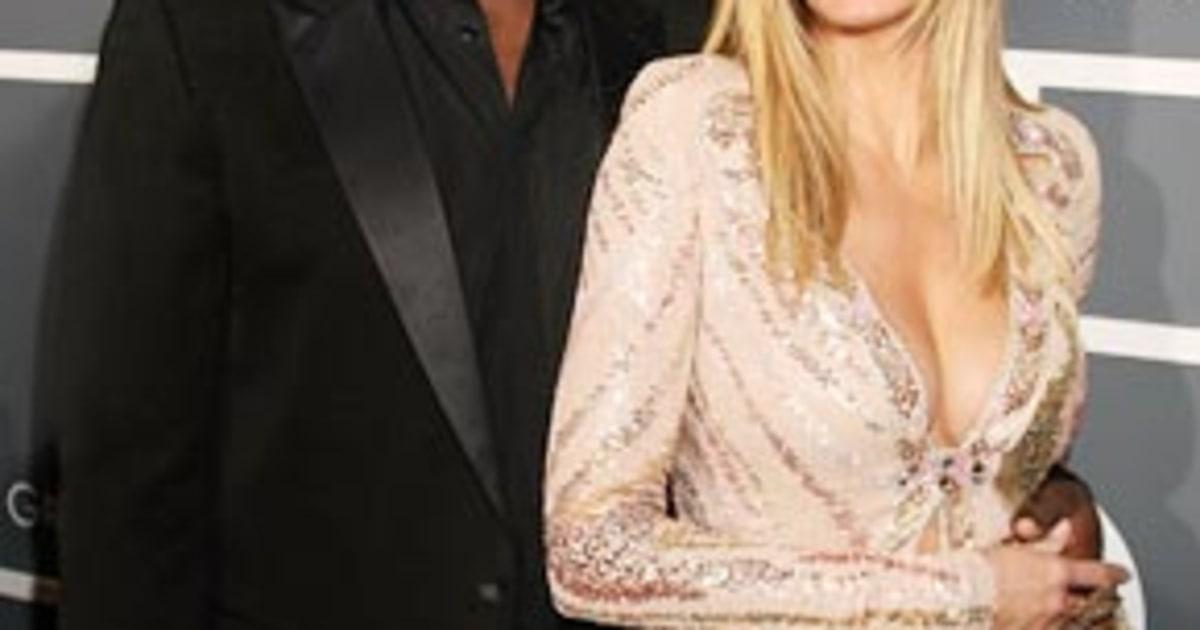 celebrity news heidi klum seal renew vows guests must dress brides grooms
