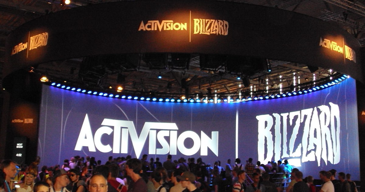 marketing analysis of blizzard entertainment Activision blizzard: unmeasured spending figures are ad age datacenter estimates including direct marketing  china entertainment and media outlook 2016-2020.