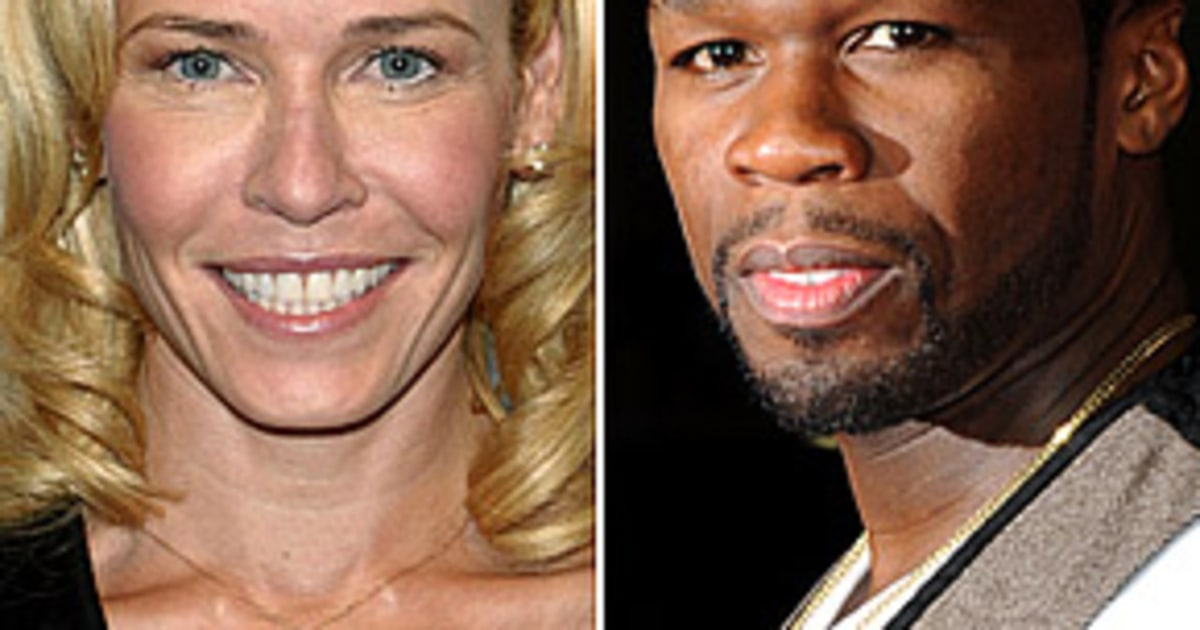 Is chlsea handler dating 50 cent
