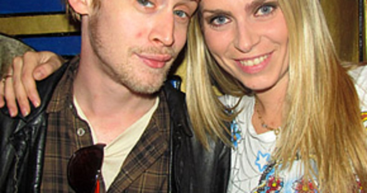news macaulay culkin denies dating porn star