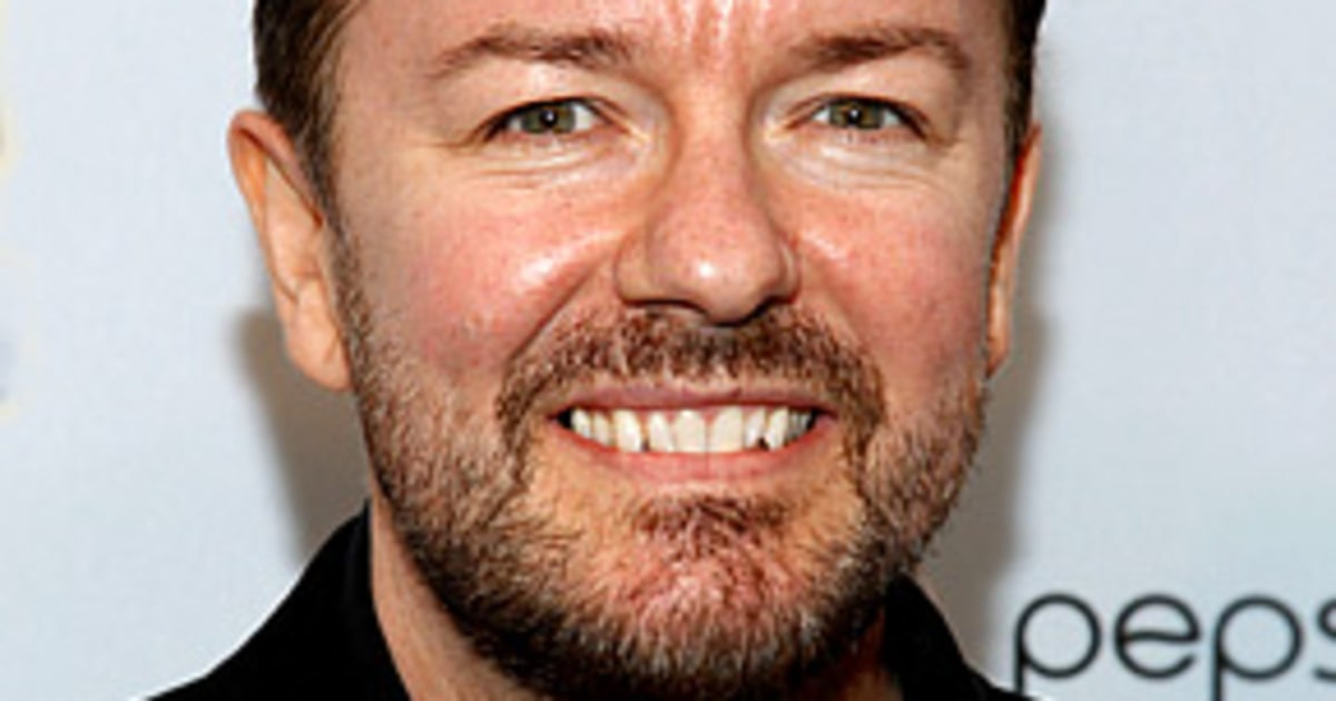 Ricky Gervais Golden Globes Want Me Back Despite Scandal