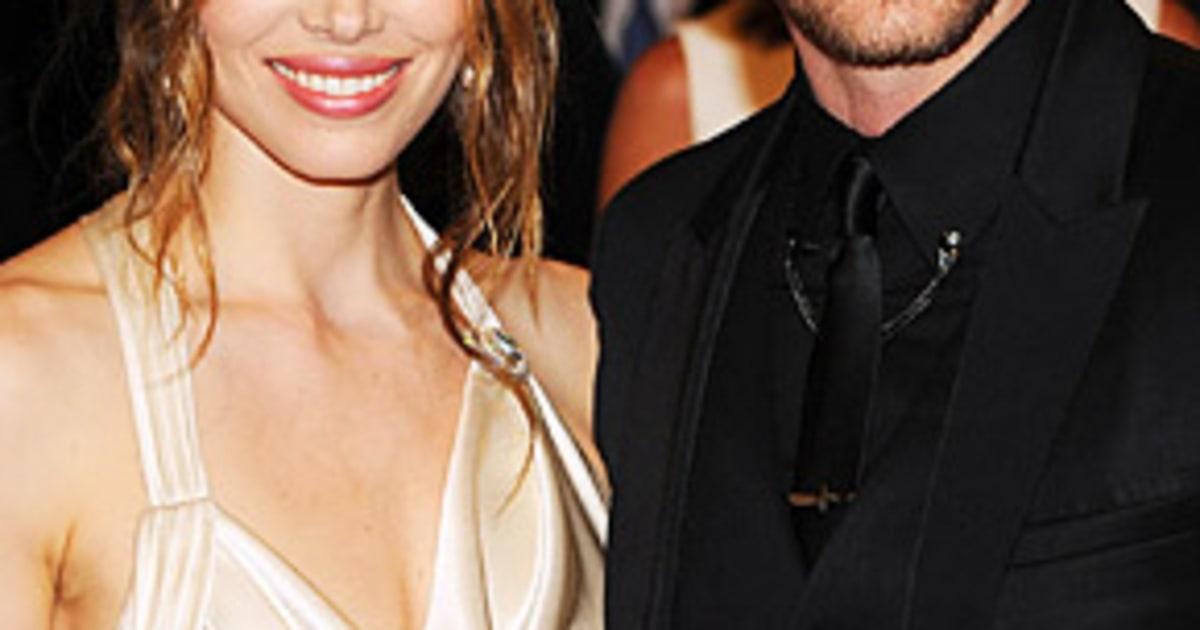 Justin Timberlake, Jes... Jessica Biel Split