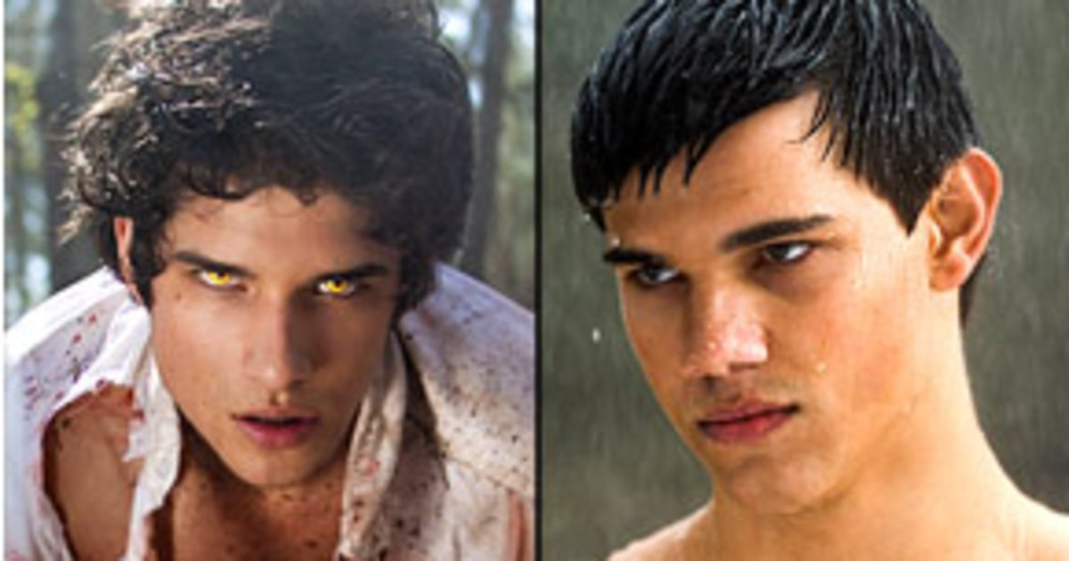 Who's the Hotter Teen Wolf? Tyler Posey vs. Taylor Lautner ...