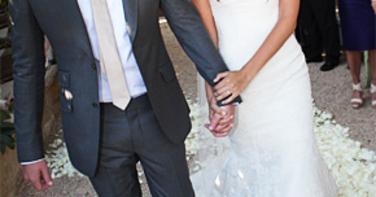 Stars Who Wore Vera Wang Wedding Gowns