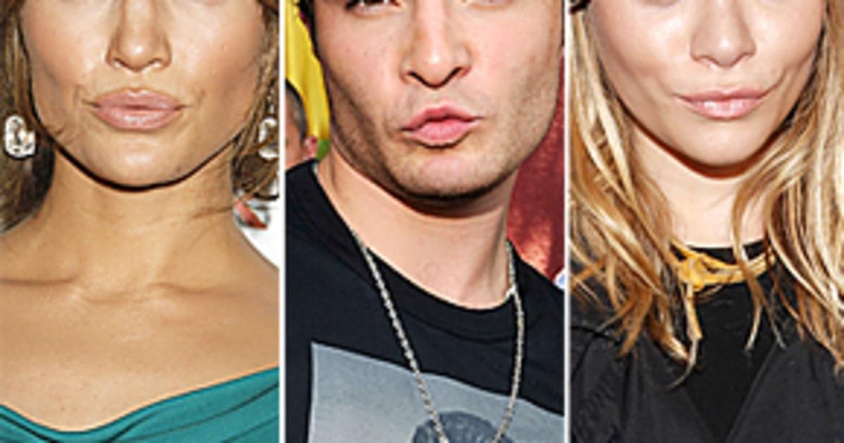 The Evolution of the Selfie Face - elle.com