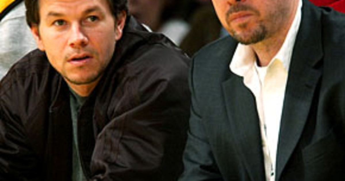 donnie wahlberg and mark relationship