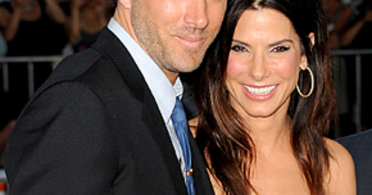 Ryan Reynolds Sandra Bullock Join Forces For Animated Fox