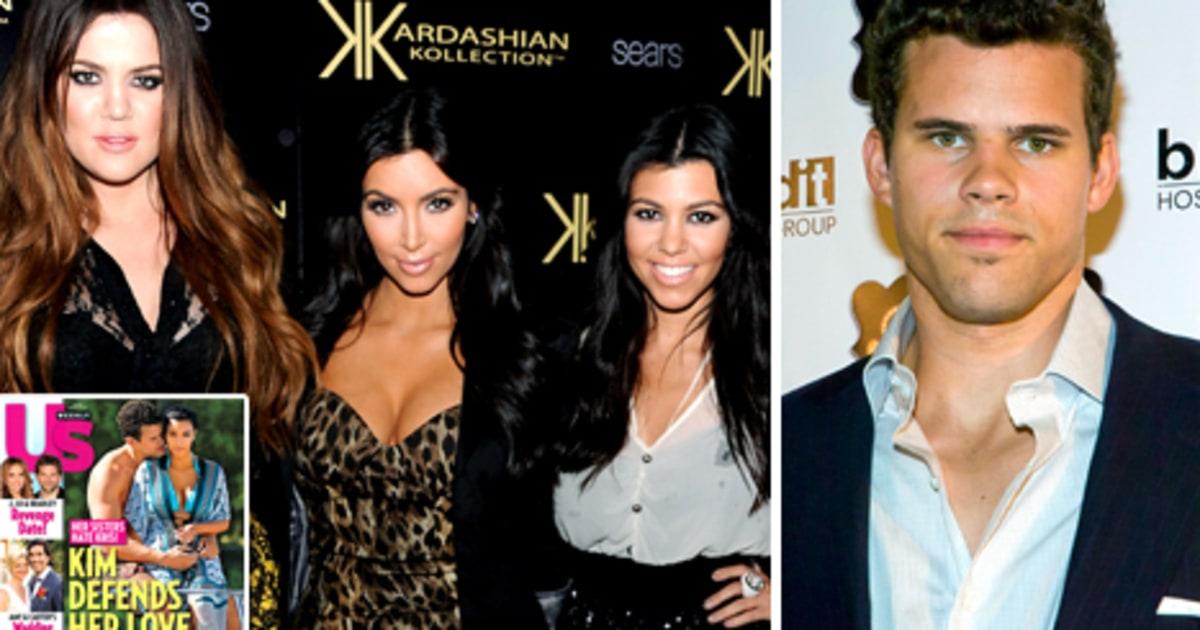 Kim Kardashian's Sisters Hate Kris Humphries - Us Weekly