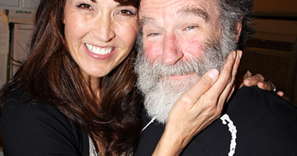 Robin Williams Weds Susan Schneider - Us Weekly