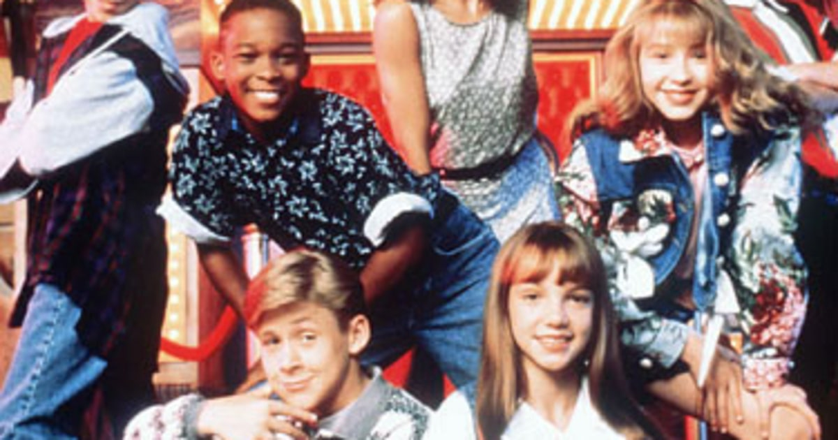 The All New Mickey Mouse Club - 1993-1995 | Justin ...