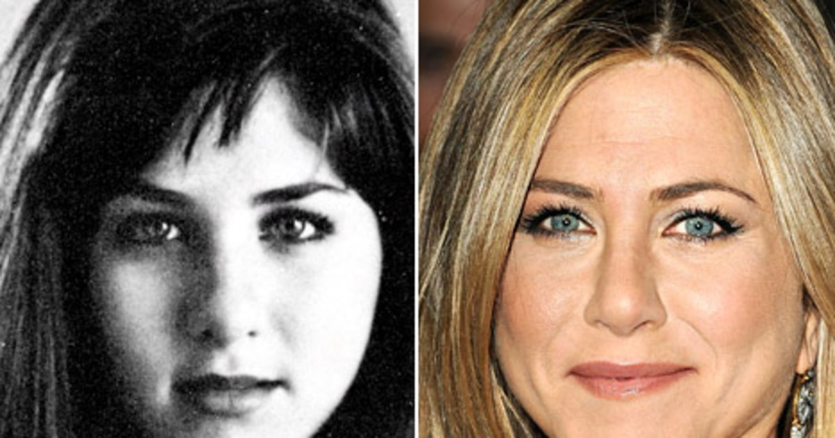 See Jennifer Aniston's Childhood, High School Pics! - Us ...