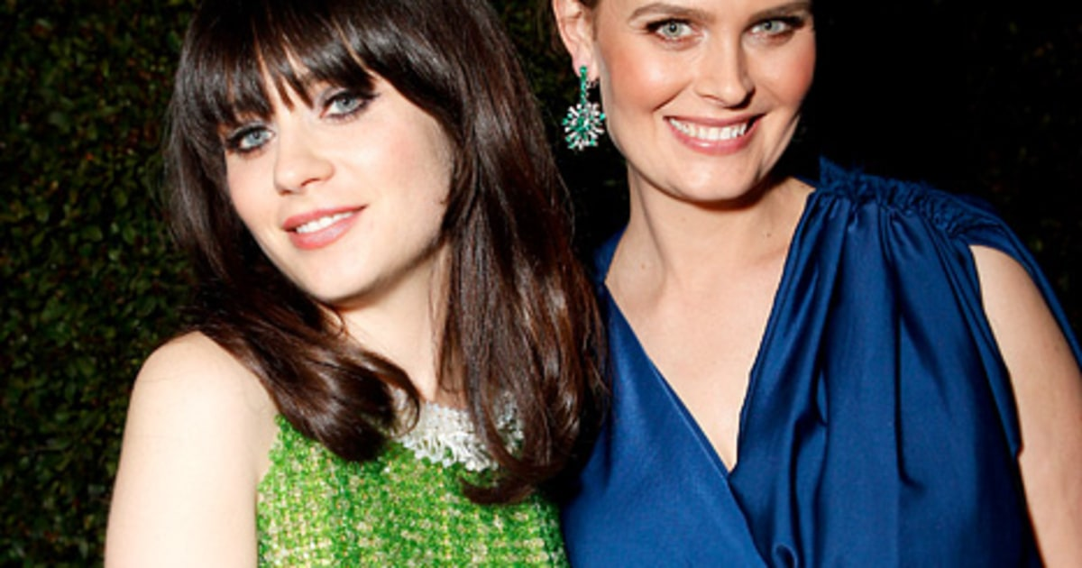 Emily Deschanel zooey related