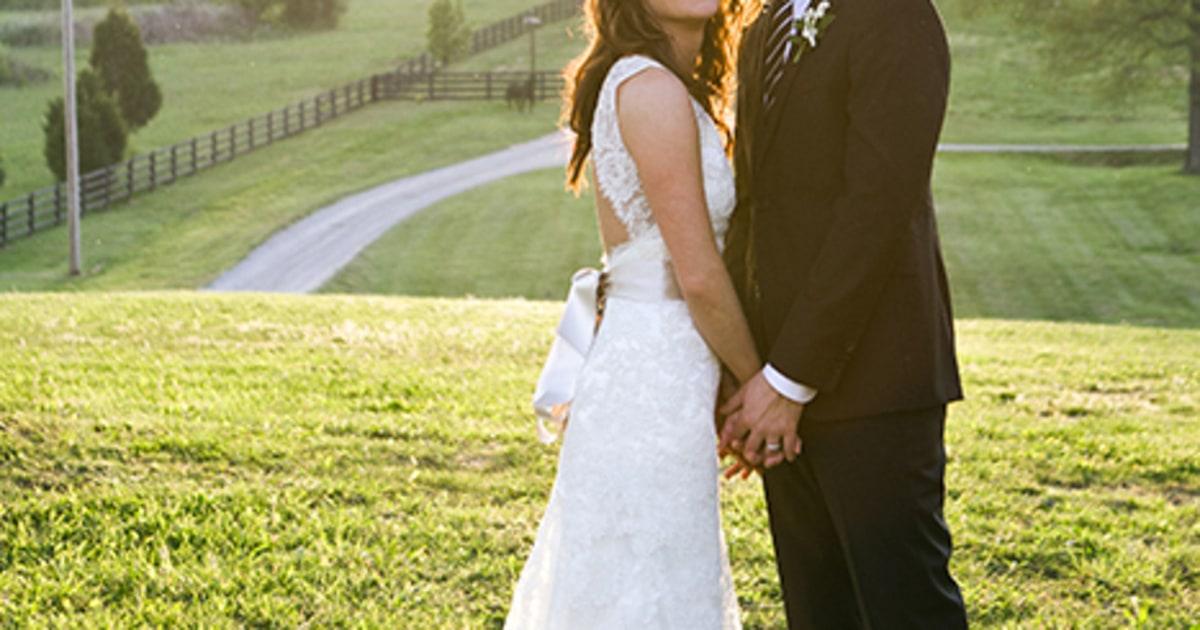 See Dave Haywood and Kelli Cashiola's Romantic Wedding ...